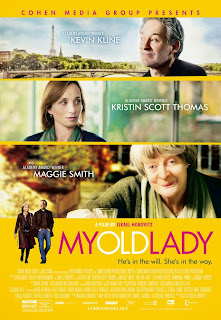 Watch My Old Lady (2014) movie free online