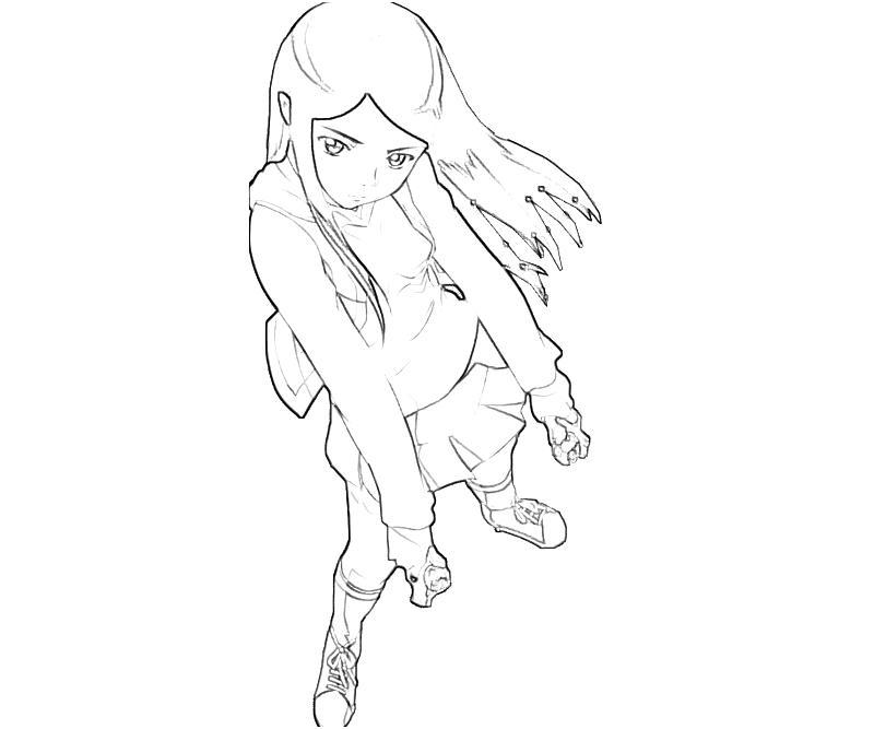 printable-natsuki-kuga-weapon-coloring-pages