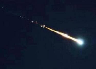 meteorito veracruz