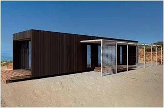 Pre-built Mod House