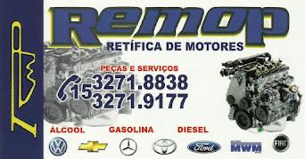 REMOP Retífica de Motores