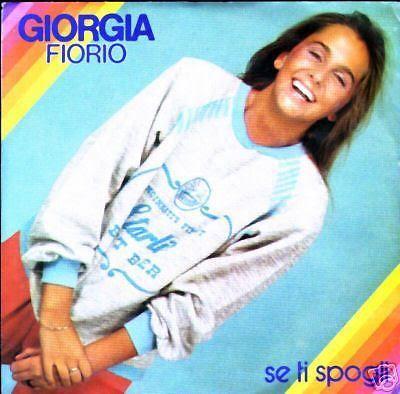 Sanremo 1984 - GIORGIA FIORIO - Se Ti Spogli