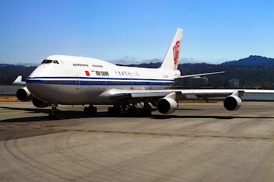 Air China. ZonaAero