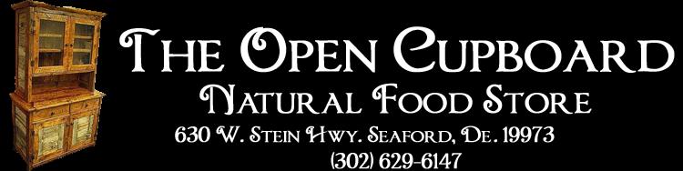 The Open Cupboard