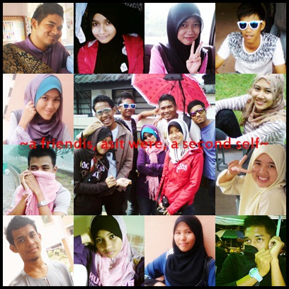 mereka around me! ;)