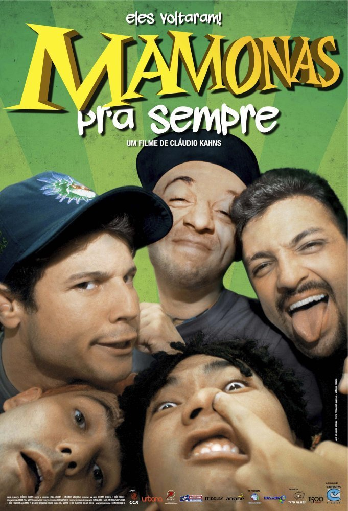 Mamonas Pra Sempre – Nacional (2009)