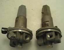 161-3 HIGH PRESSURE FISHER REGULATORS