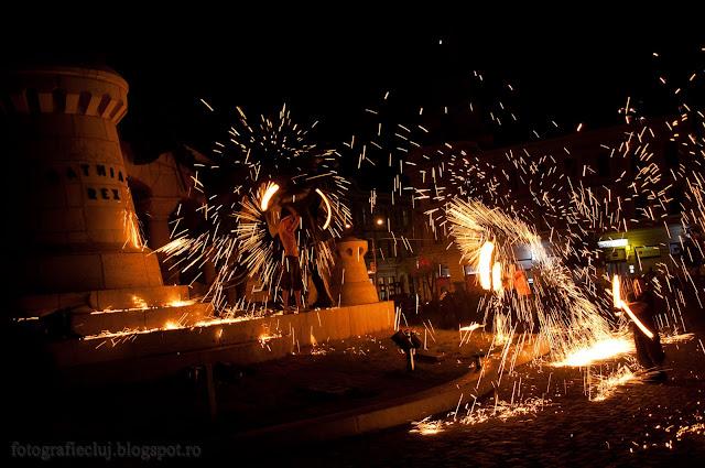 Jocul cu focul - Fotografierea la spectacole pirotehnice _DSC0338