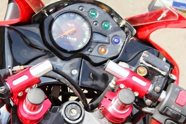 Foto Kawasaki Athlete Modif Full Fairing Keren 2014