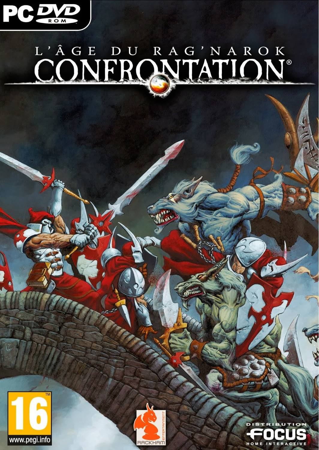 Confrontation Game