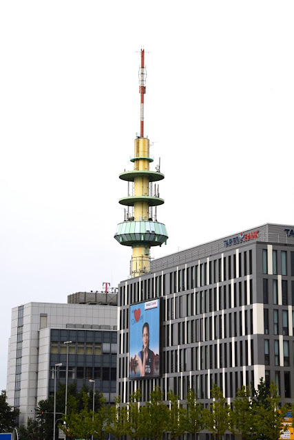 Duisburg television tower