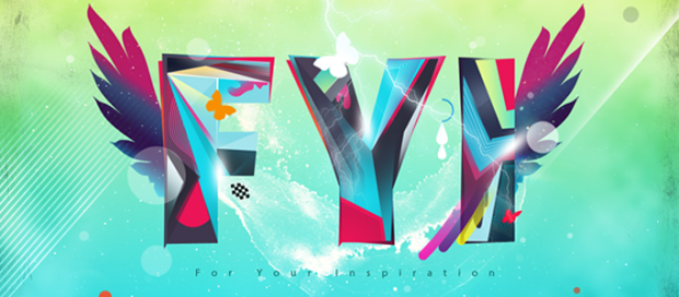 A Nice Color-Mixed Text Effect in Photoshop