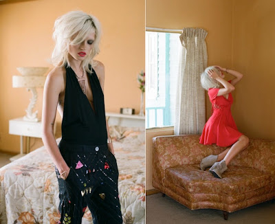 Lookbook Nasty Gal agosto 2012