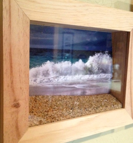 Beach and Ocean Diorama Box Ideas - Coastal Decor Ideas ...