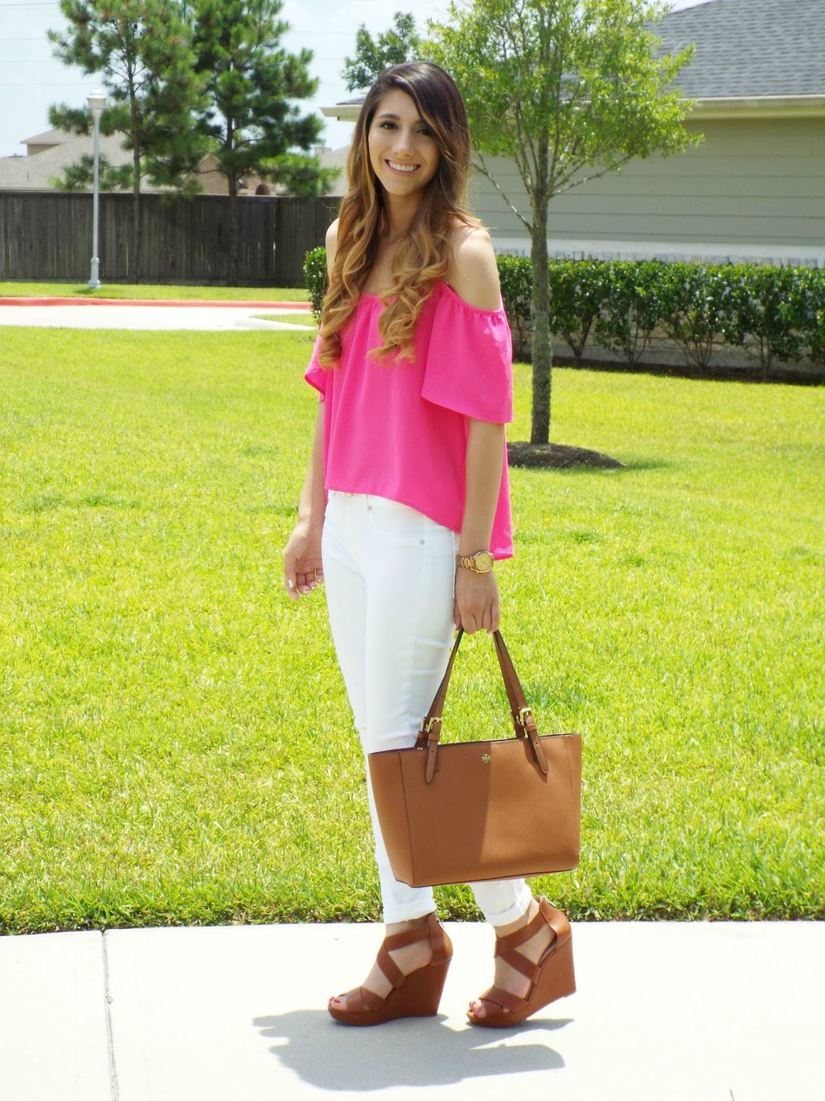 Tops With White Pants