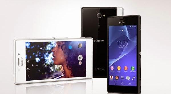 Uraian Harga dan Spesifikasi Sony Xperia M2 Aqua