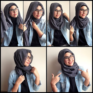 Rahasia Hijab Modern agar Tetap Nyaman Saat Beraktifitas image