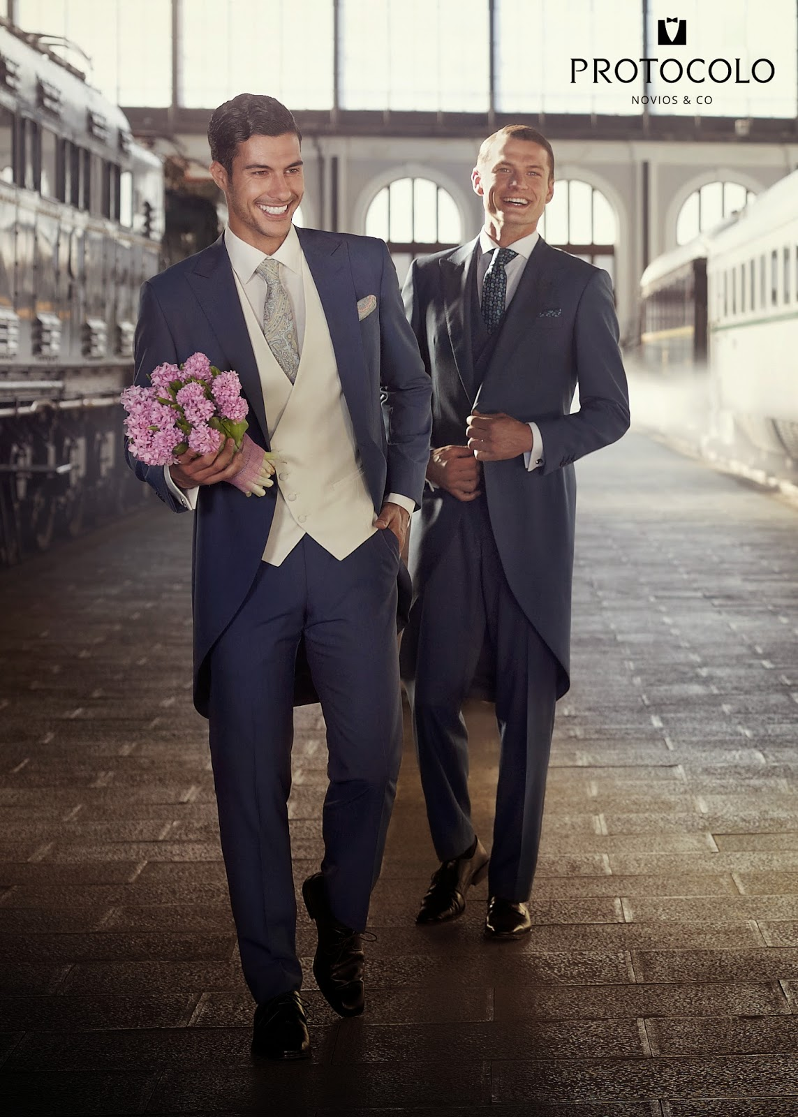 Protocolo novios guia tipos de traje de novio , chaqué blog bodas mi boda gratis