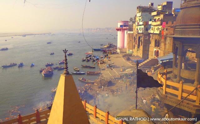 Manikarnika Ghat , Varanasi