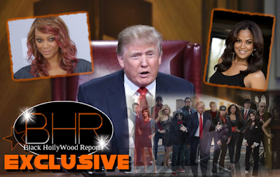 "Tyra Banks, Porsha Williams, And Laila Ali Is To Appear On The ""Celebrity Apprentice"""