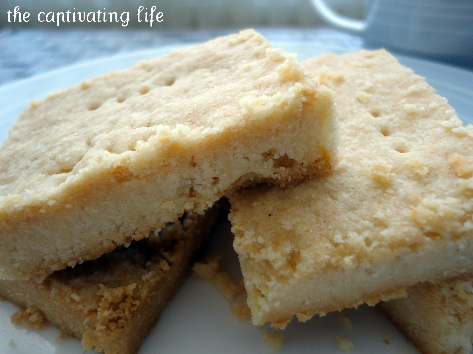shortbread cookies recipe dishmaps