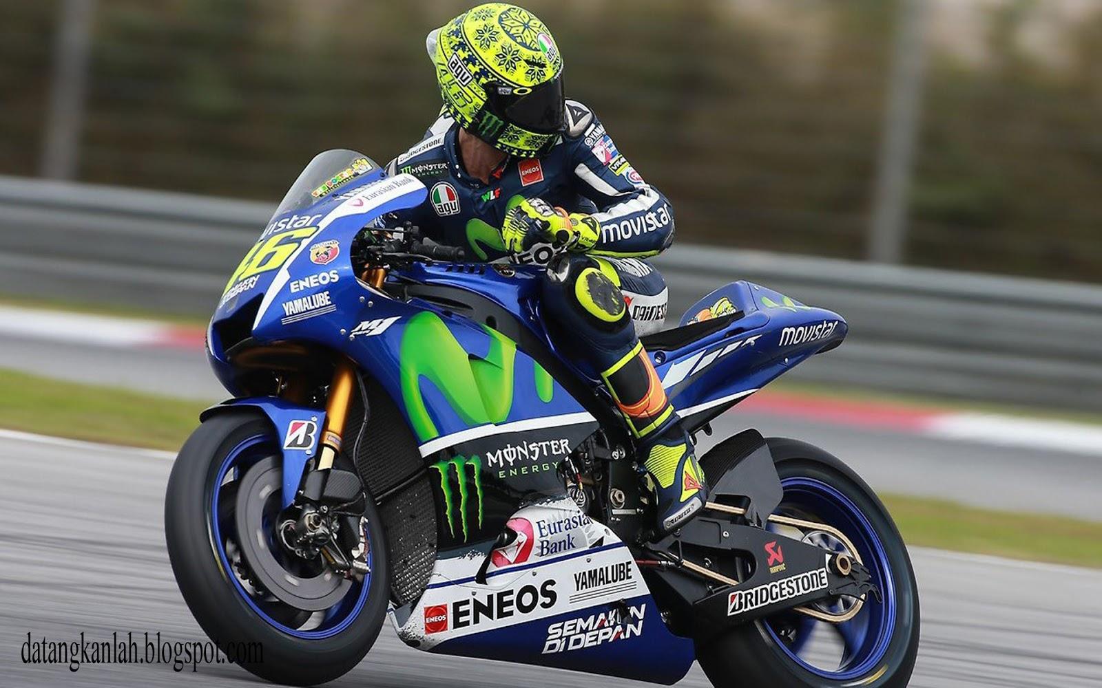 Kumpulan Wallaper MotoGP Valentino Rossi 2015