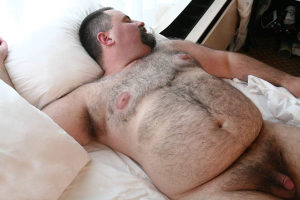 Bearcomforts_2 Hairy Chubby Bear with Huge Nipples