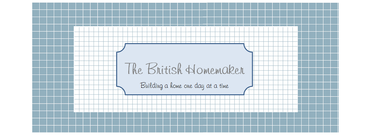 The British Homemaker - One day at a time