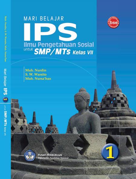 BSE - Mari Belajar IPS SMP/ MTS Kls VII