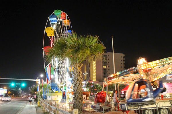 O.D. Pavilion Amusement Park in North Myrtle Beach 7 - Thomas Beach Vacations