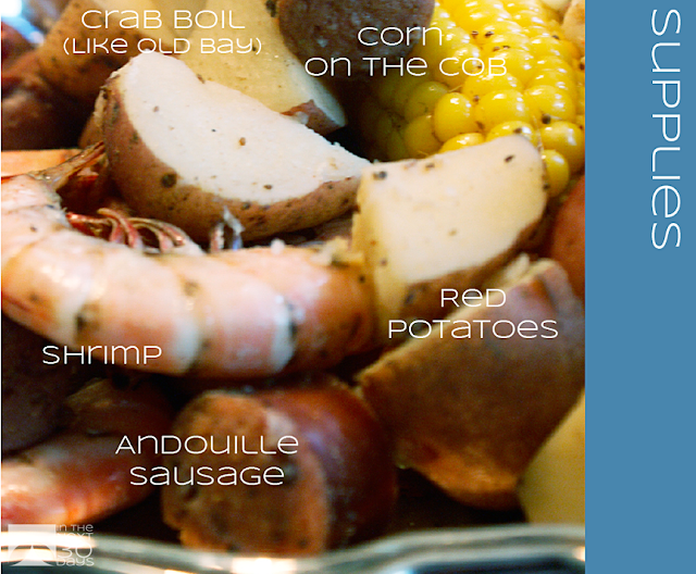 Boil2 Friday DIY | Lowcountry Boil