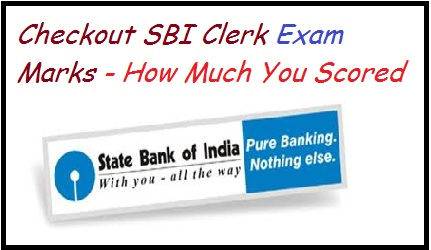 sbi.co.in, state bank of india recruitment, state bank of india clerk job opening, state bank of india clerk exam marks