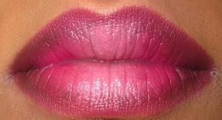 mac gradient lips blog