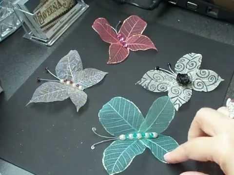 kupu pertulangan daun