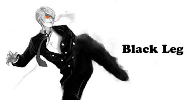 Black Leg Sanji Wallpapaer images