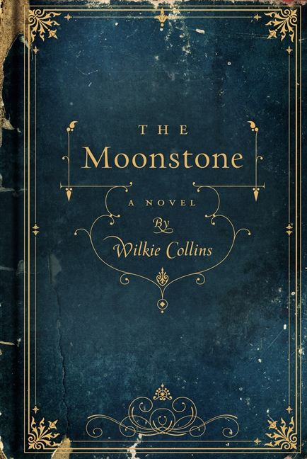 Pretty Book Cover History : Victorian musings the moonstone by wilkie collins