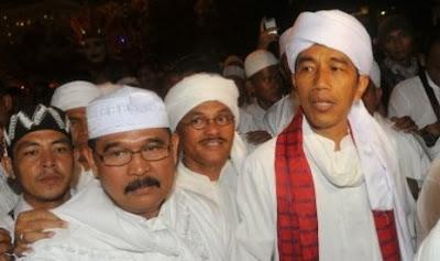 Astaga, Jokowi Disebut 'Nabi'
