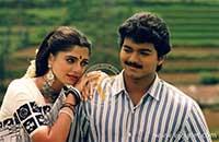 Watch Kaalamellam Kaathiruppen Movie Online - Vijay