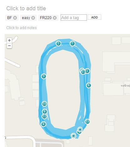 วิธีใส่ Tag ให้ workout ในเว็บ