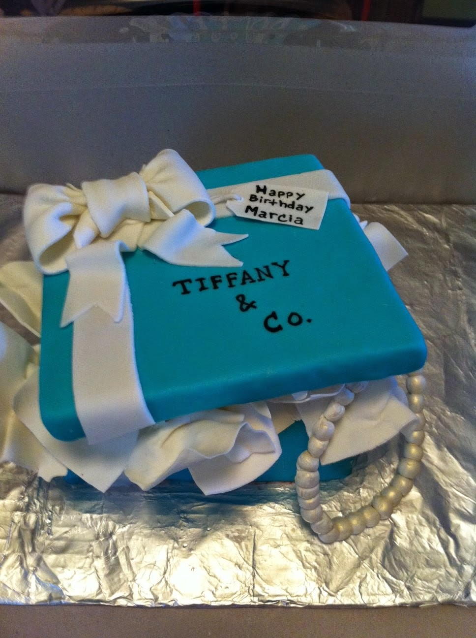 jewelry birthday cake for someone special Miscellaneous ...