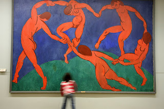 "Henri Matisse ""La Danse"" Hermitage Museum San Pietroburgo"
