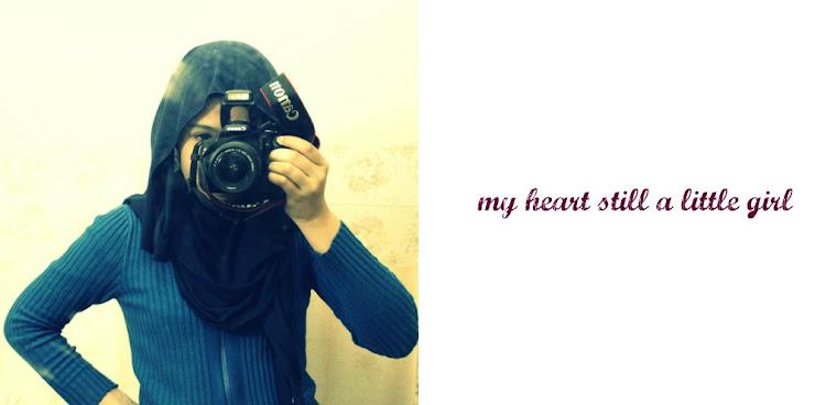 My Heart Still A Little Girl