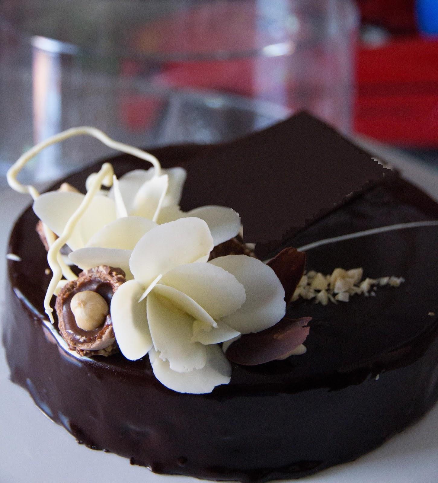 Как сделать тюльпан из шоколада
