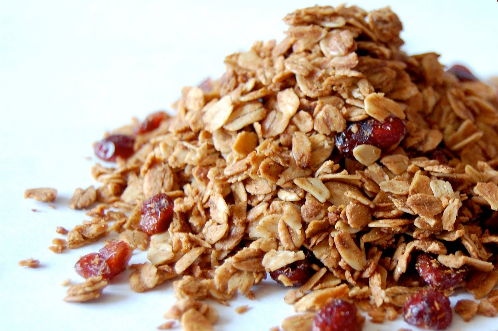 Customizable Honey Granola