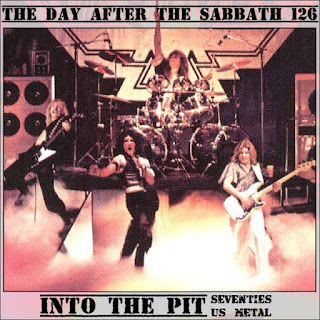 TDATS #126: Into The Pit [US Metal 1976 - 79]