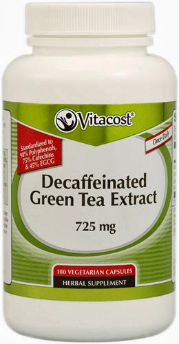 Decaf Green Tea Extract