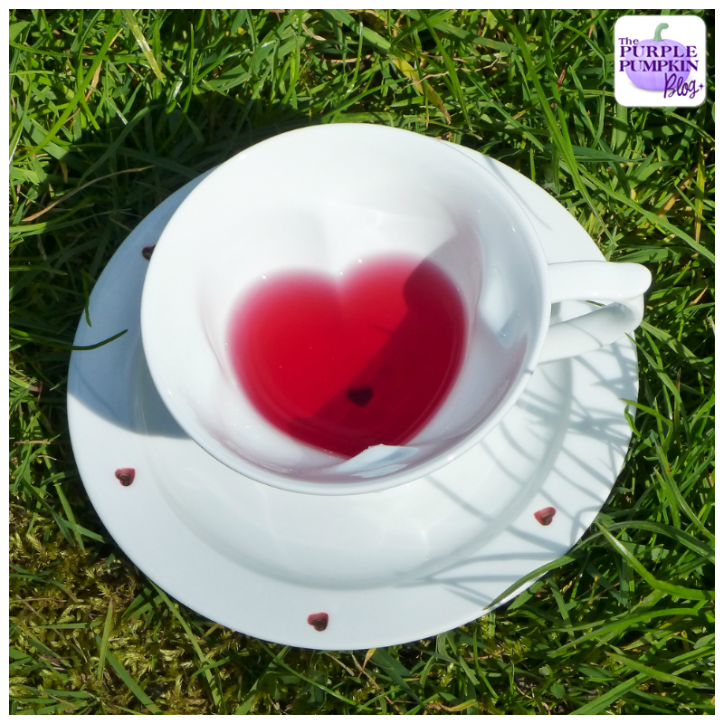 Heart in Clover Porcelain Cup & Saucer – Review
