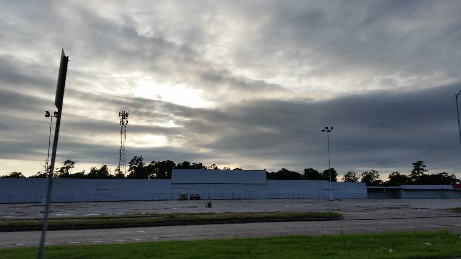 The Louisiana And Texas Retail Blogspot Abandoned Houston Big Box