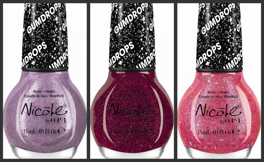 A Girl and Her Polish: Nicole Limited Edition Gumdrops Nail Lacquer