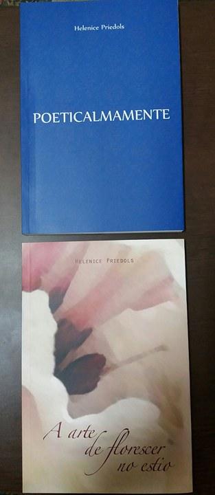 Tenho dois livros publicados. Peça o seu por e-mail: